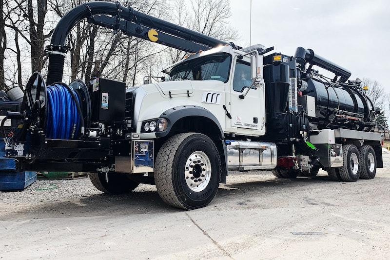 502 Equipment Gapvax Mc Truck