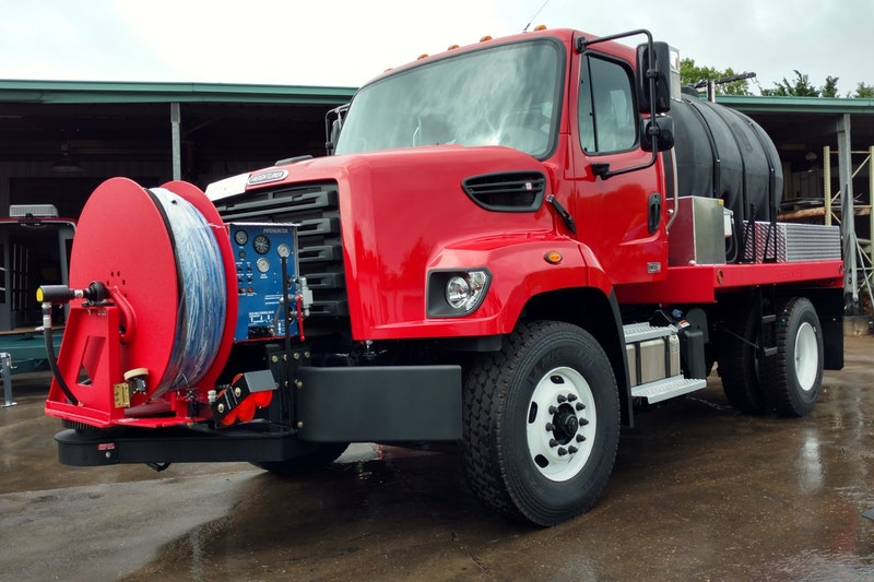 502 Equipment Pipehunter Truck Mounted Jetter 2