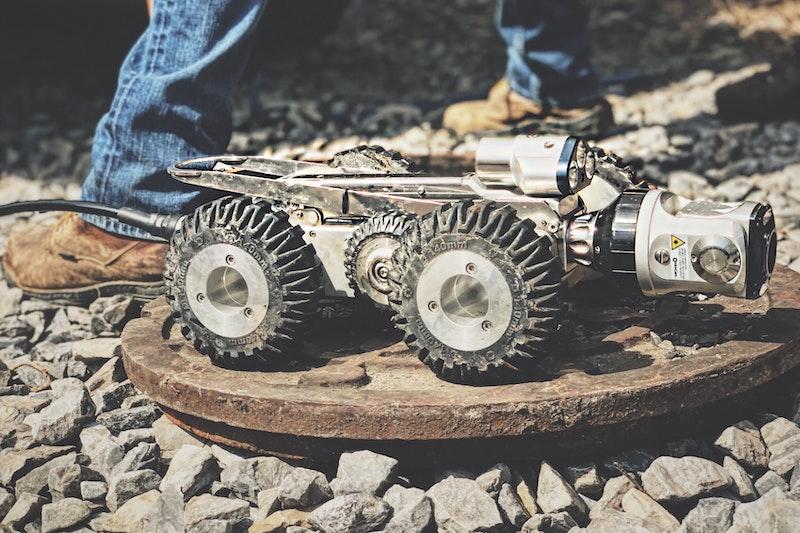502 Equipment Proteus Crawler