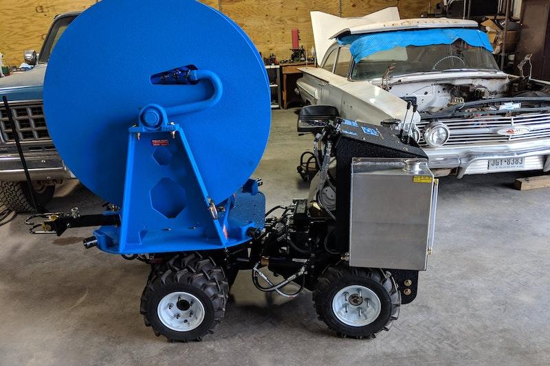 502 Equipment Sidekick Easement Machine