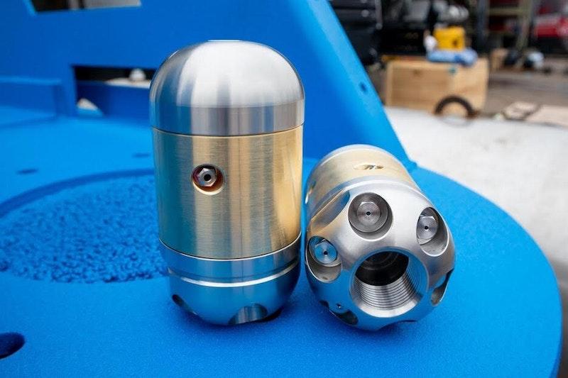 502 Equipment Rotator Nozzle 1