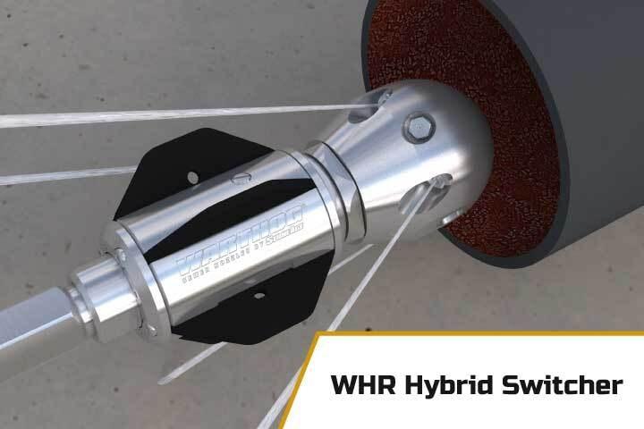 502 Equipment WHR Hybrid Switcher