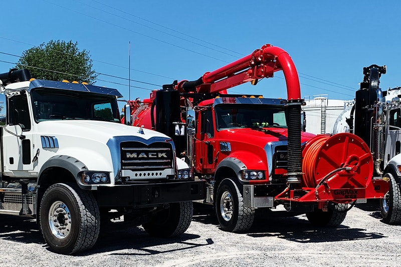 502 Equipment GapVax VHE Truck 1