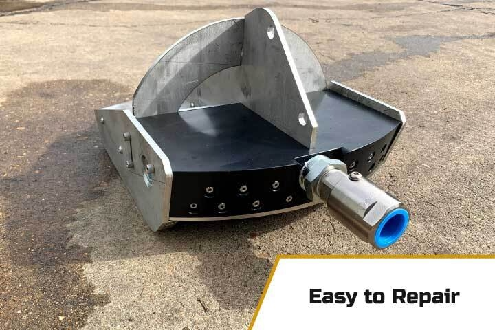 502 Equipment Bulkhead Easy To Repair